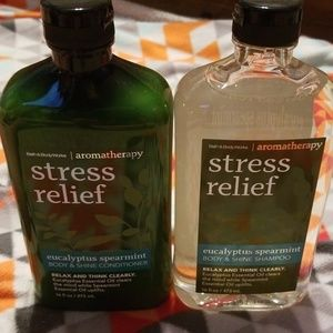 Stress Relief Eucalyptus Spearmint